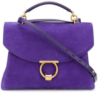 Salvatore Ferragamo Margot top handle tote