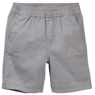 Tea Collection Easy Does It Twill Baby Shorts (Baby Boys)