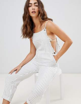 Amuse Society Feeling Good Beach Jumpsuit