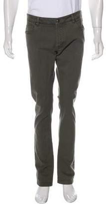 Tod's Five-Pocket Slim Fit Jeans