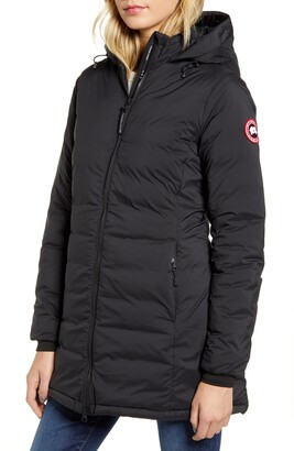 Canada Goose Camp Hooded Down Jacket
