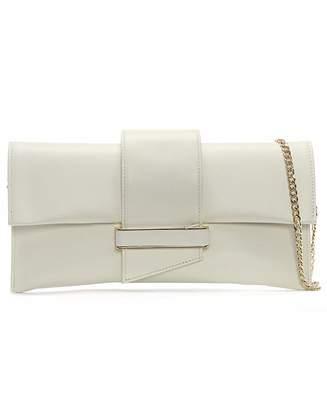 Daniel Footwear Daniel Alike Leather Envelope Clutch Bag