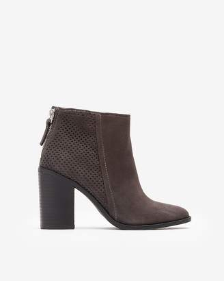 Express Steve Madden Replay Booties