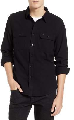 Brixton Bowery Twill Work Shirt