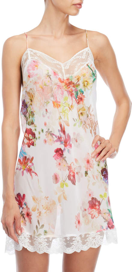 Rya Collection Floral Princess Chemise