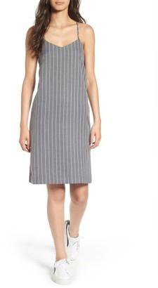 Women's Everly Stripe Slipdress $45 thestylecure.com