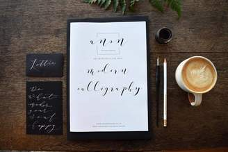 Design Studio Anon Yoga And Calligraphy Mindfulness Day Retreat