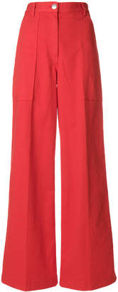 Barena wide leg trousers
