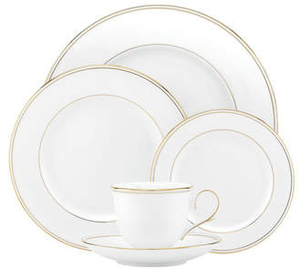 Lenox Federal Gold Bone China 5 Piece Place Setting, Service for 1