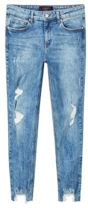 Violeta BY MANGO Super slim-fit Andrea jeans