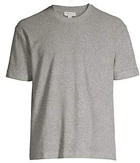 Sunspel Men's Organic Towelling Tee