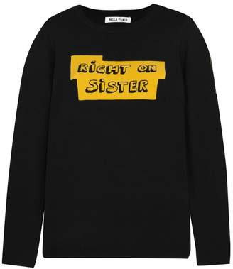 Bella Freud Right On Sister Jumper Sweater