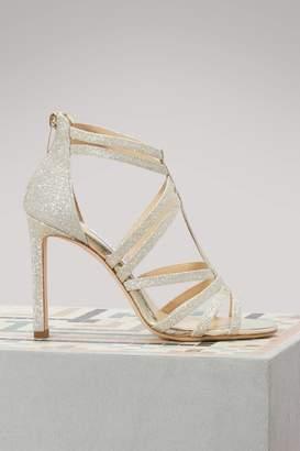Jimmy Choo Selina 100 sandals