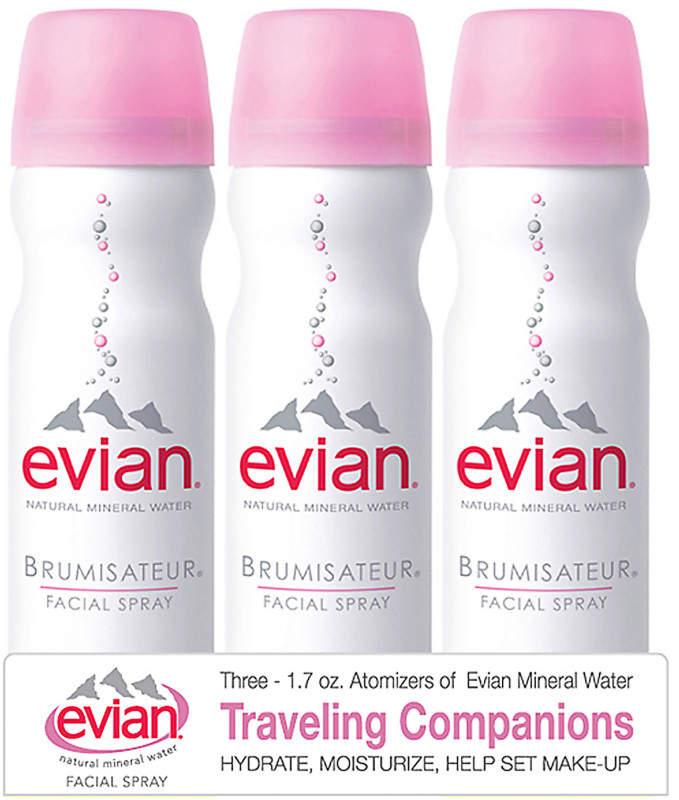 Evian Mineral Spray Natural Mineral Water Facial Spray