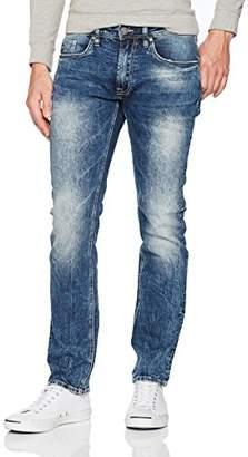 Buffalo David Bitton Men's Ash Skinny Fit Stretch Denim Fashion Jean in 30 Inseam