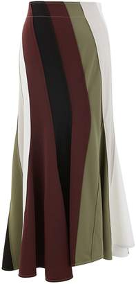 J.W.Anderson J W Anderson Panelled skirt