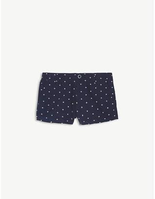 Ralph Lauren Star print seersucker cotton shorts 2-4 years