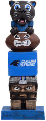 Evergreen Carolina Panthers Tiki Totem