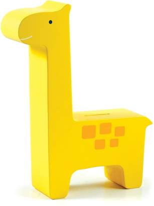 Pearhead Wooden Giraffe Bank