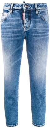 DSQUARED2 classic slim-fit jeans