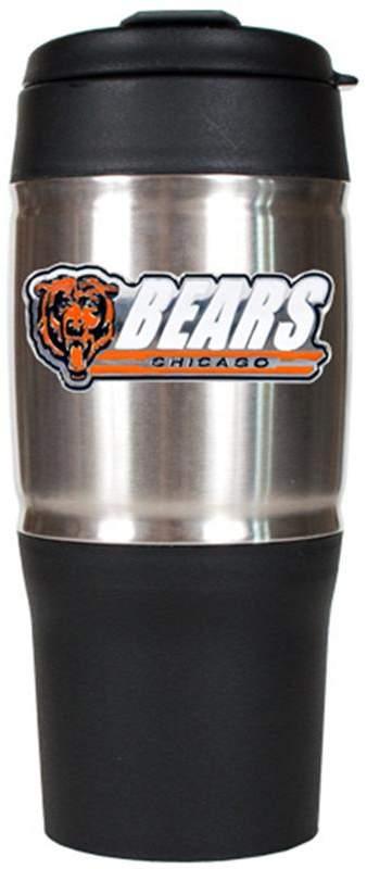 Football Fan Shop Chicago Bears Heavy Duty Travel Tumbler