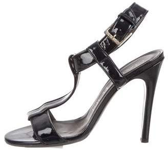Halston Ankle Strap Sandals