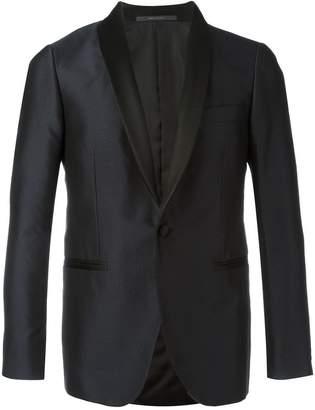 Pal Zileri embroidered tuxedo blazer