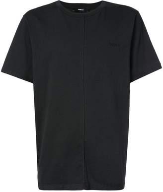 Yang Li raw hem T-shirt