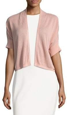 Calvin Klein Open-Knit Cardigan
