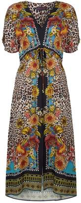 Hale Bob Nuria Printed Dress