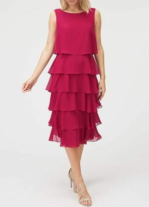 Jacques Vert Tier Layer Dress