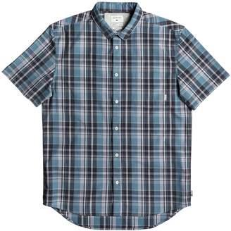 Quiksilver Everyday Check Short-Sleeve Shirt - Men's