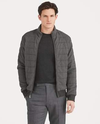 Ralph Lauren Quilted Cotton-Blend Jacket