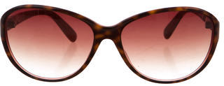 Paul Smith Gradient Marbled Sunglasses $55 thestylecure.com