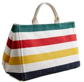 Hudson's Bay Company Luxury Canvas Tote Bag