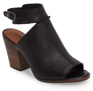 Lucky Brand Women's Obrasi Ankle Strap Sandal