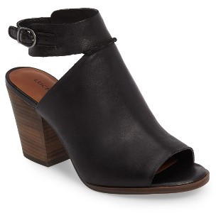 Women's Lucky Brand Obrasi Ankle Strap Sandal $99.95 thestylecure.com