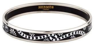 Hermes Les Léopards Bangle