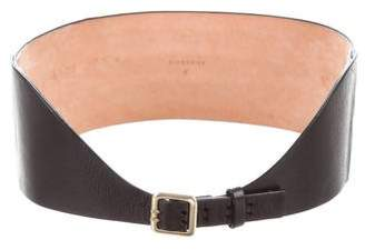 Givenchy Pleated Waist Belt