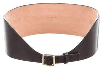Givenchy Pleated Waist Belt