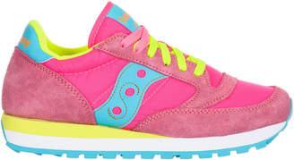 Saucony Jazz Pink/yellow Sneakers