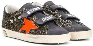 Golden Goose Kids Old School star sneakers