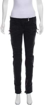 Balmain Low-Rise Jeans