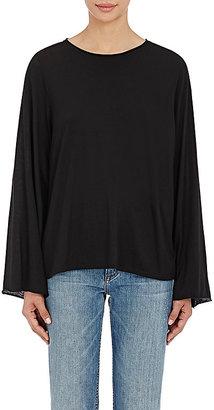 Helmut Lang Women's Swing T-Shirt $160 thestylecure.com