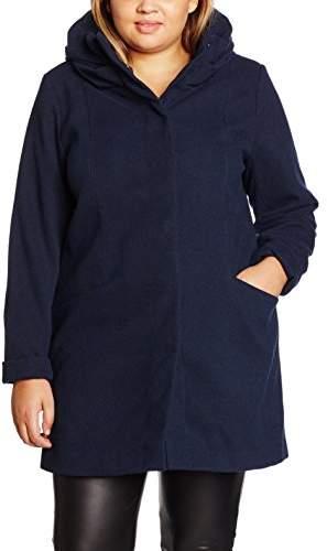 Ulla Popken Women's Wollimitat Jacke Coat,UK