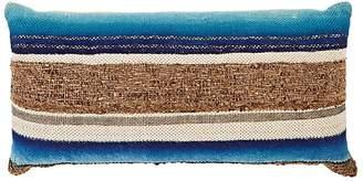 Aviva Stanoff Striped Rectangular Pillow