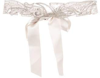 Paige Ossai Bridal Embellished Belt