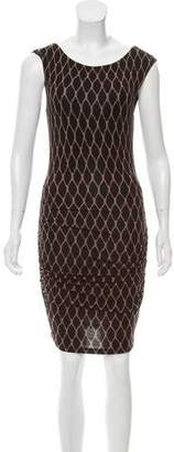 Tart Sleeveless Printed Dress