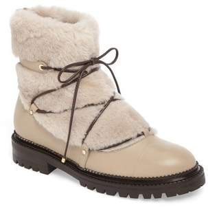Jimmy Choo Darcie Genuine Shearling Boot