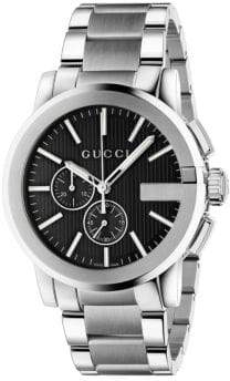 Gucci G-Chrono Stainless Steel Watch